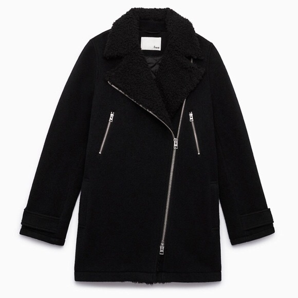 Wilfred Jackets & Blazers - Aritzia - Wilfred Free Wool Coat - XS